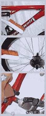 Fahrrad Putzen Saubern